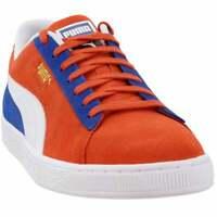 Puma Suede Classic Kokono Lace Up  Mens  Sneakers Shoes Casual   - Orange - Size