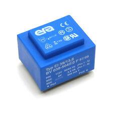 ERA EI38/13,6 Transformador Encapsuladas 3,2VA Primario 115V, Secundario 6V