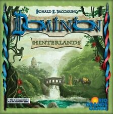 Dominion Hinterlands Board Game Expansion