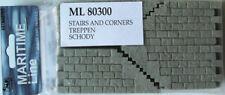 Cmk Maritime Ligne 1/72 Escaliers et Coins (Treppen) #Ml80300