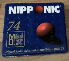 Nipponic MiniDisc (combo with 35pieces)