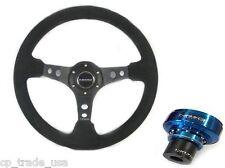 Steering Wheel Hub Adapter Quick Release Polaris RZR 800 900 1000 08-15 BLUE-T6S