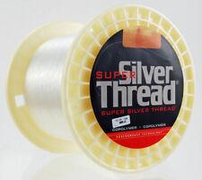 Super Silver Thread Bulk Copolymer Line 3000Yd Zsst1003000 Clear 10Lb Au5301