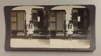 STEREOVIEW (99) – STEREOSCOPIC – GREECE – ARGOLIS – stereo travel co – YEAR 1908