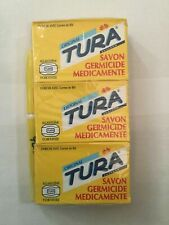 Original Tura Germicidal Medicated Soap Pack of 6