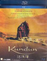 Kundun Blu-ray Martin Scorsese Award Tibet Dalai Lama NEW Eng Sub Region A 活佛傳
