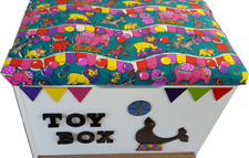 Handmade Childs Toy Box