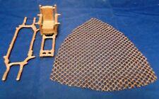 Vintage Star Wars Ewok Village Accessories Chair, Net Lot of 2 Kenner 1983