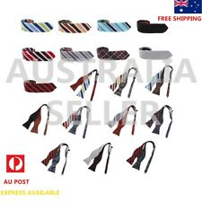 Men's Casual Skinny Tie Self-tie Bowtie Stripes More Colors Epoint EAEF-EBAF 1