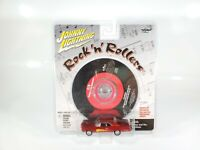 Johnny Lightning Rock N Rollers GTO Car and GTO by Ronny and The Daytonas CD NIB