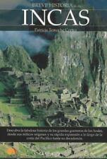 Breve Historia de los Incas (Spanish Edition)