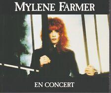 Mylene Farmer En Concert Cd Album 1989 Boitier Epais