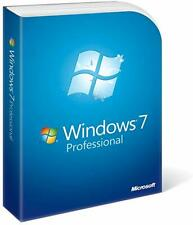 WINDOWS 7 PRO 32/64 BIT GENUINE ACTIVATION LICENSE KEY FOR 1 PC
