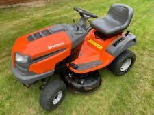 More details for husqvarna lt 151 lawn tractor mower - ride on mower