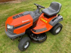 Husqvarna LT 151 Lawn Tractor Mower - Ride on Mower