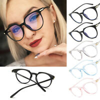 Fashion Women Ladies Retro Clear Lens Glasses Frame Eyeglasses Eyewear