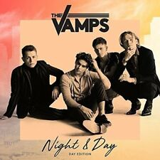 The Vamps - Night And Day  Day Edition (CDDVD) Sent Sameday*