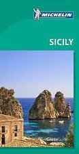 Michelin Green Guide Sicily Green Guide/Michelin
