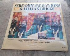 Screamin' Jay Hawkins I Hear Voices Cornet CX 218 Soul Bopper 1962 SEALED!!