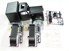 *NEW TAMIYA GRAND HAULER 1/14  Body Plastics Kit BLACK TR-K