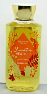 Bath & Body Works Sweater Weather Shower Gel - 10oz - Fast US Shipping!