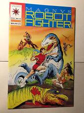 Magnus Robot Fighter #12 (May 1992) Valiant , 1st Turok, NM 9.0+