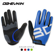 Sports Racing Cycling Motorcycle MTB Bike Bicycle Gel Full Finger Gloves M L XL