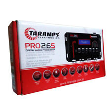 Taramps Pro 2.6s Digital Audio Processor - Black - Brazil !!!!