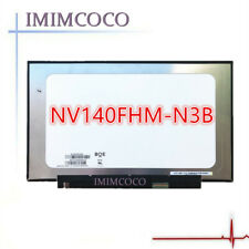 New listing 72% Color Led Nv140Fhm-N3B Fitlp140Wf7-Spc1 B140Han3.7 Nv140Fhm-N61 N140Hce-Gn2