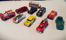 Lot 10 Hot Wheels Vintage Racing Lot Matchbox Action 57 chevy hot rod fast cars