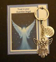 Plumes apparaissent lorsque les anges sont près de Guardian Angel Feather Souvenir Cadeau