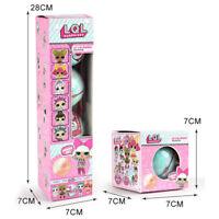 Details about  1PCS LOL Lil Outrageous 7 Layers Surprise Ball Series 2 Doll Bli