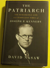 Remakable Life & Turbulent Times of Joseph P. Kennedy 2012 Biography Great Pic