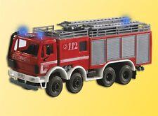 Viessmann 1125 Spur H0, Feuerwehr Löschwagen mit 3 Blaulichtern #NEU OVP#