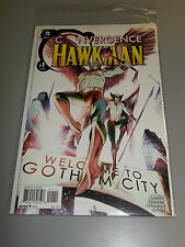 HAWKMAN Convergence #1!!  DC Comics!  Great Deal!!