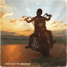 "GODSMACK ""GOOD TIMES BAD...TEN YEARS OF GODSMACK"" CD"