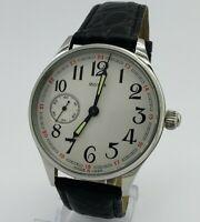 Watch Marriage 3602 Dress Men's Mechanical  Wristwatch Vintage Style USSR