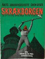 The Torture Chamber Of Dr. Sadism Lex Barker Karin Dor 1967 Danish Movie Program