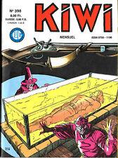 Kiwi (Blek le Roc) N°398 - Ed. Lug - Juin 1988 - TBE