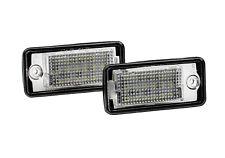 Plafones led de matrícula para AUDI Q7 A6 4F 4F5 A4 8E B6 B7 A3 8P1 8PA (CB) ES