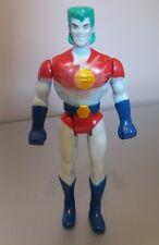 "RARE Captain Planet and the Planeteers capitaine planète Tornado 6"" Figure 1991"