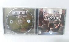 Medal Of Honor: Allied Assault & Battlefield 1942 The Road To Rome PC Games