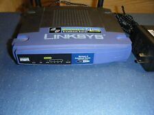 LINKSYS WRT54G V2.2 WIRELESS BROADBAND ROUTER
