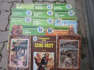 Louis L'Amour/Zane Grey/May.I.Cherry-14 romanzi western Longanesi/La Frontiera