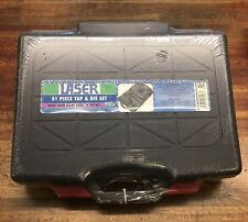 Laser Tools 3246 - 51 Piece Metric Tap and Die Set