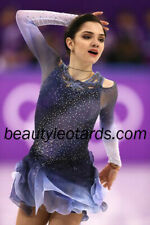 competition ice figure skating dress