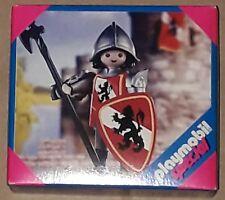 Vint 90's Playmobil Special 4583 Knights Castle Guard Löwenritter Burgwache MISB