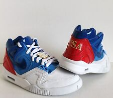 NIKE AIR TECH CHALLENGE II 2 SP TENNIS USA EDITION SZ 7.5 [621358-146]