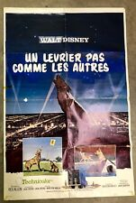 VINTAGE 1964 COUNTRY COYOTE FOREIGN MOVIE THEATRE POSTER NATIONAL SCREEN SERVICE
