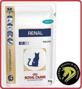 Royal Canin Feline Renal with Tuna 12 x 85gm